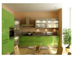 Кухня акриловая Цинтра