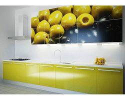 Кухня с фотопечатью Олимпия