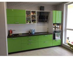 Кухня из МДФ Лиона