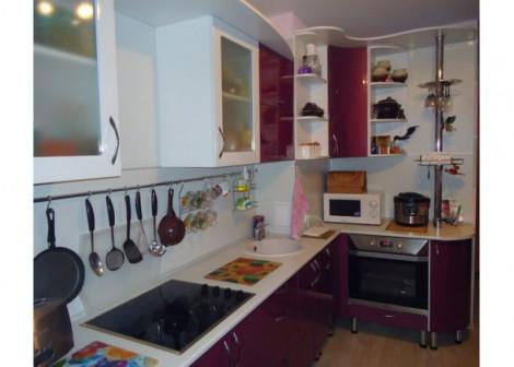 Кухня Фиона