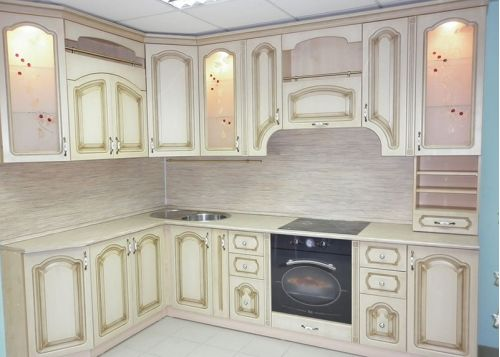 Кухня Северина