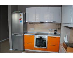 Кухня из пластика Генриетта